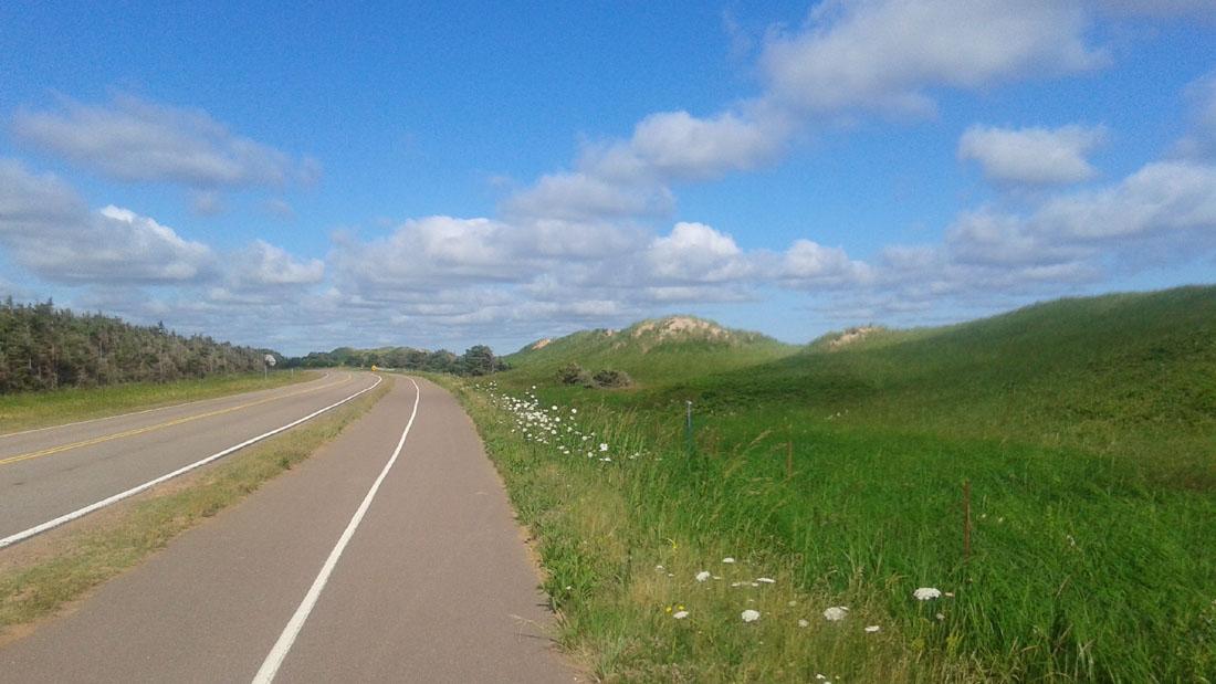 adventure bicycle tour