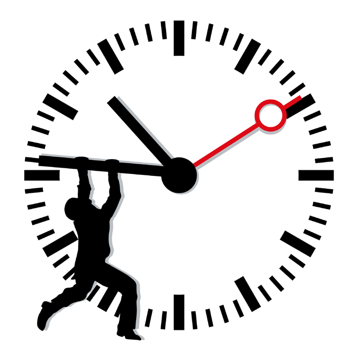 a pic of a clock to show that intermittent fasting is not how to increase metabolism