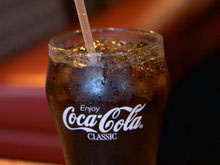 a pic of coke to avoid for your diet for constipation
