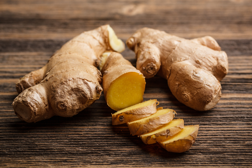 Ginger Supplements