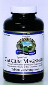 natural calcium supplements