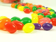 pic of some jelly beans to show bad sugars for your healthy diet plan